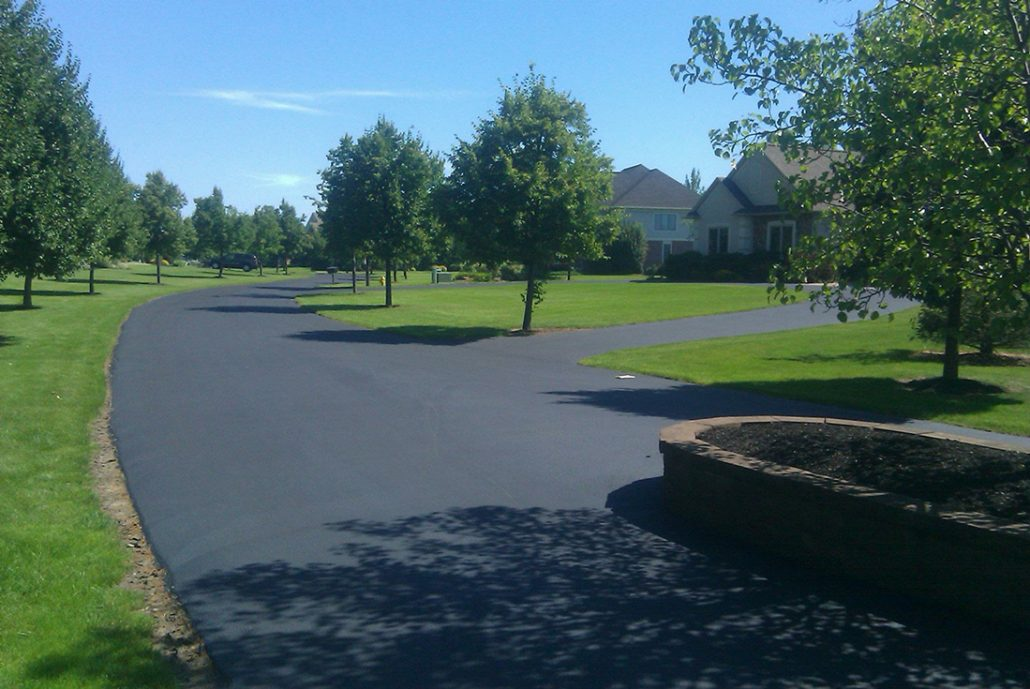 residential driveway sealing rochester