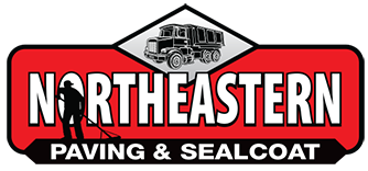 Northeastern Sealcoat & Paving offering Driveway sealing, paving and pavement, pavement striping, catch basins and crack filling in Rochester NY