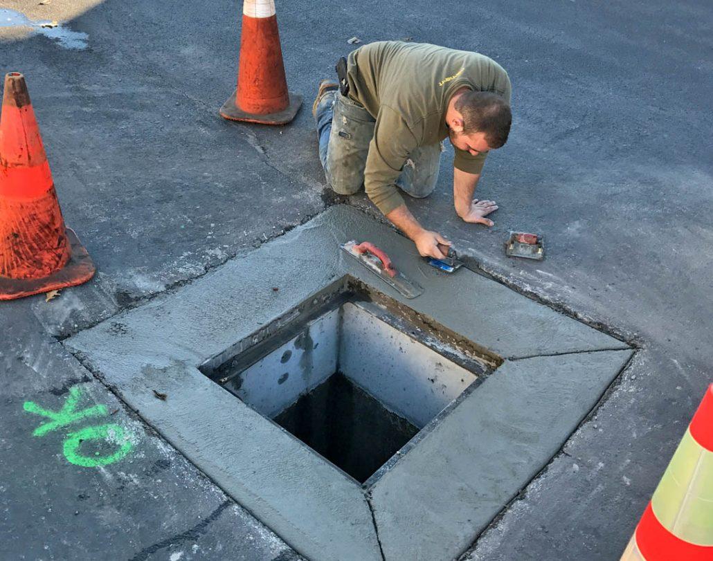 catch basin contractors rochester ny