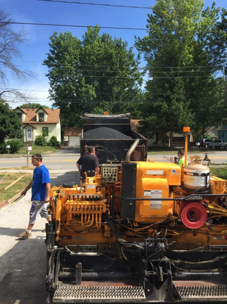 paving contractors rochester ny