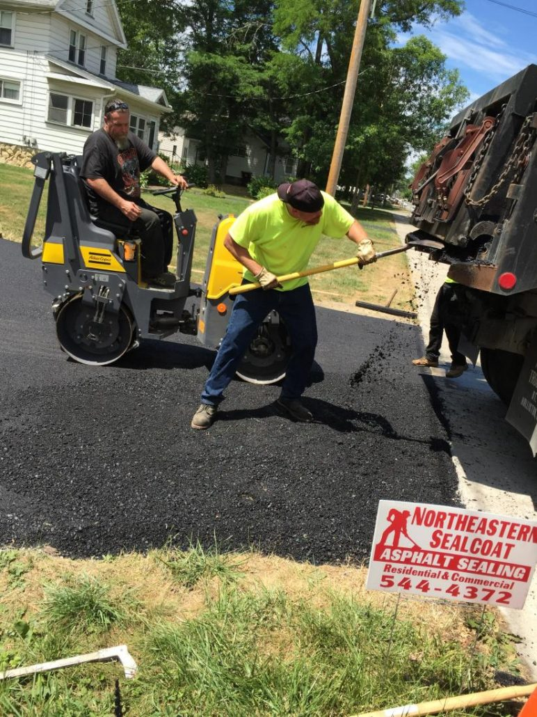 paving services rochester ny