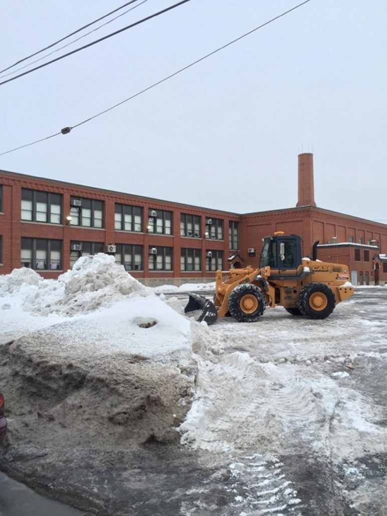 Commercial Snowplowing Amp Salting Northeastern Sealcoat
